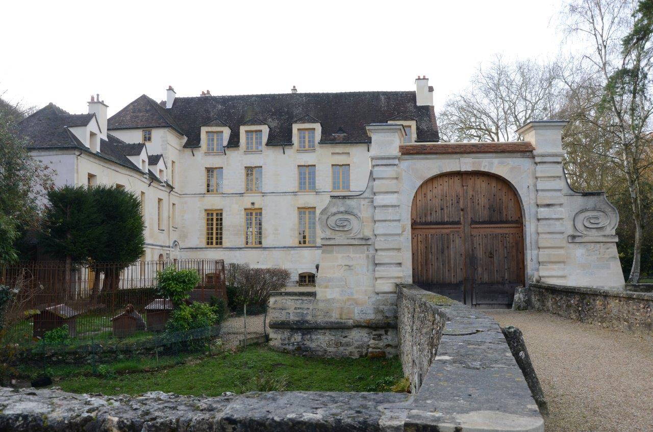 château du Pont à Louveciennes