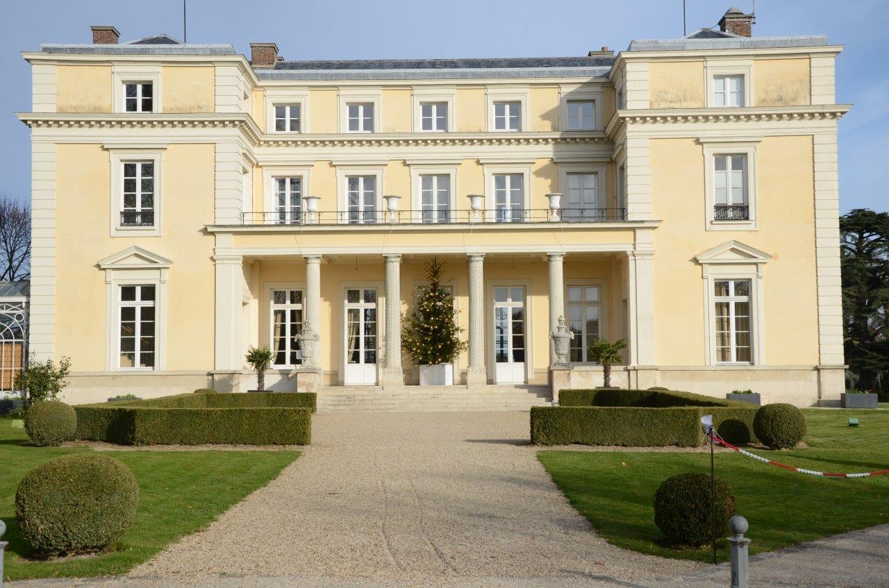 château de Voisins à Louveciennes