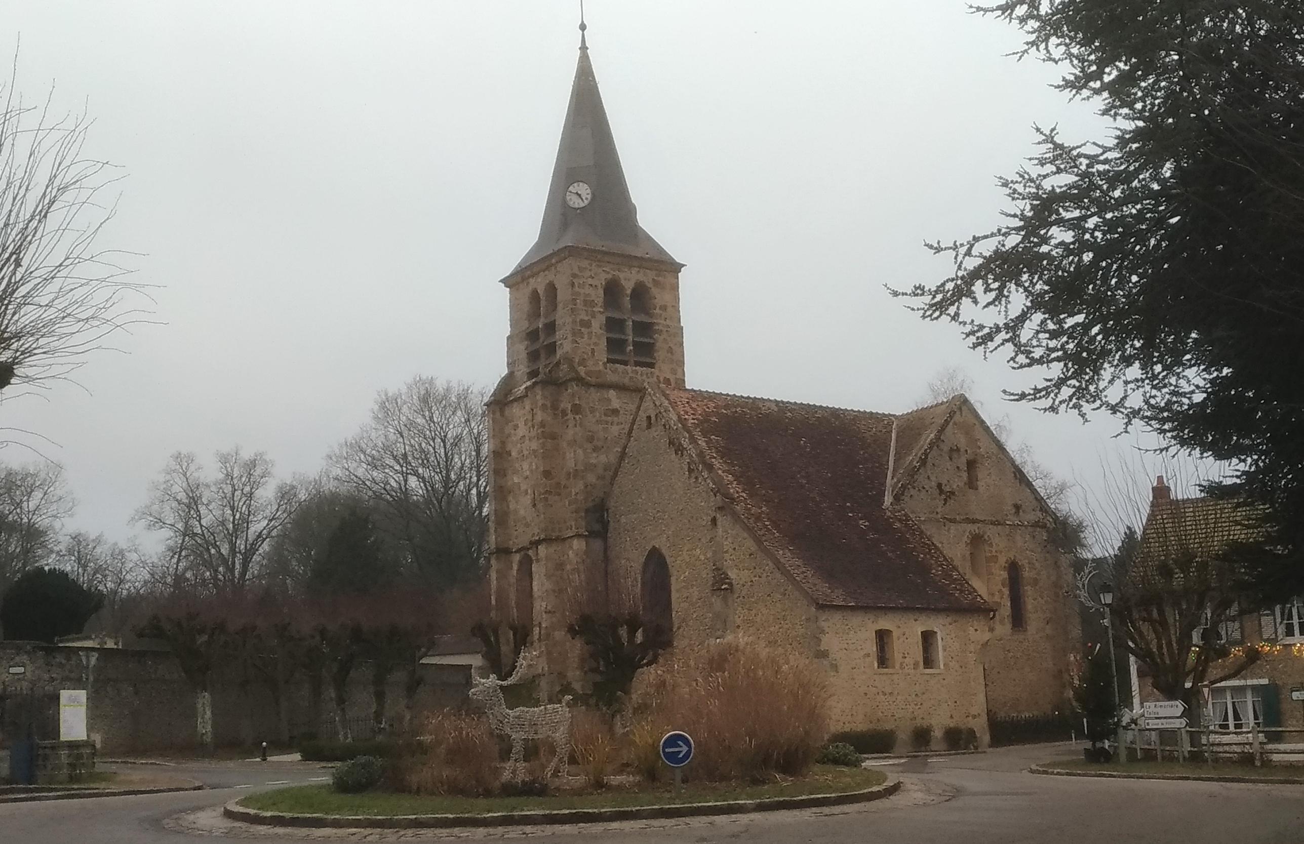 Choisel - église St Jean-Baptiste