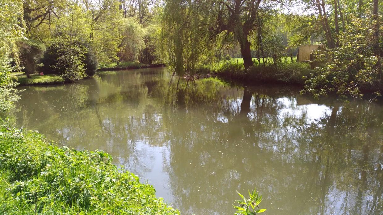 l'Eure près de Villemeux