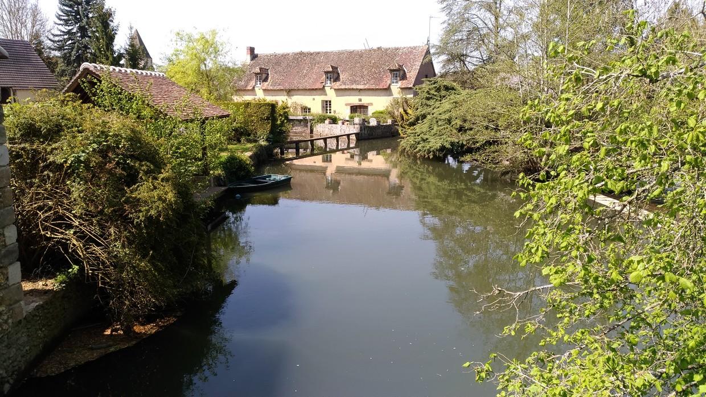 ancien Moulin à Villemeux-sur-Eure