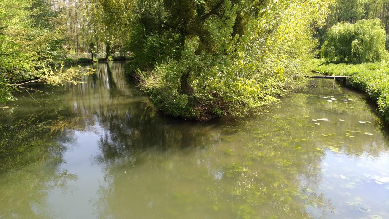 près du Moulin de Villemeux