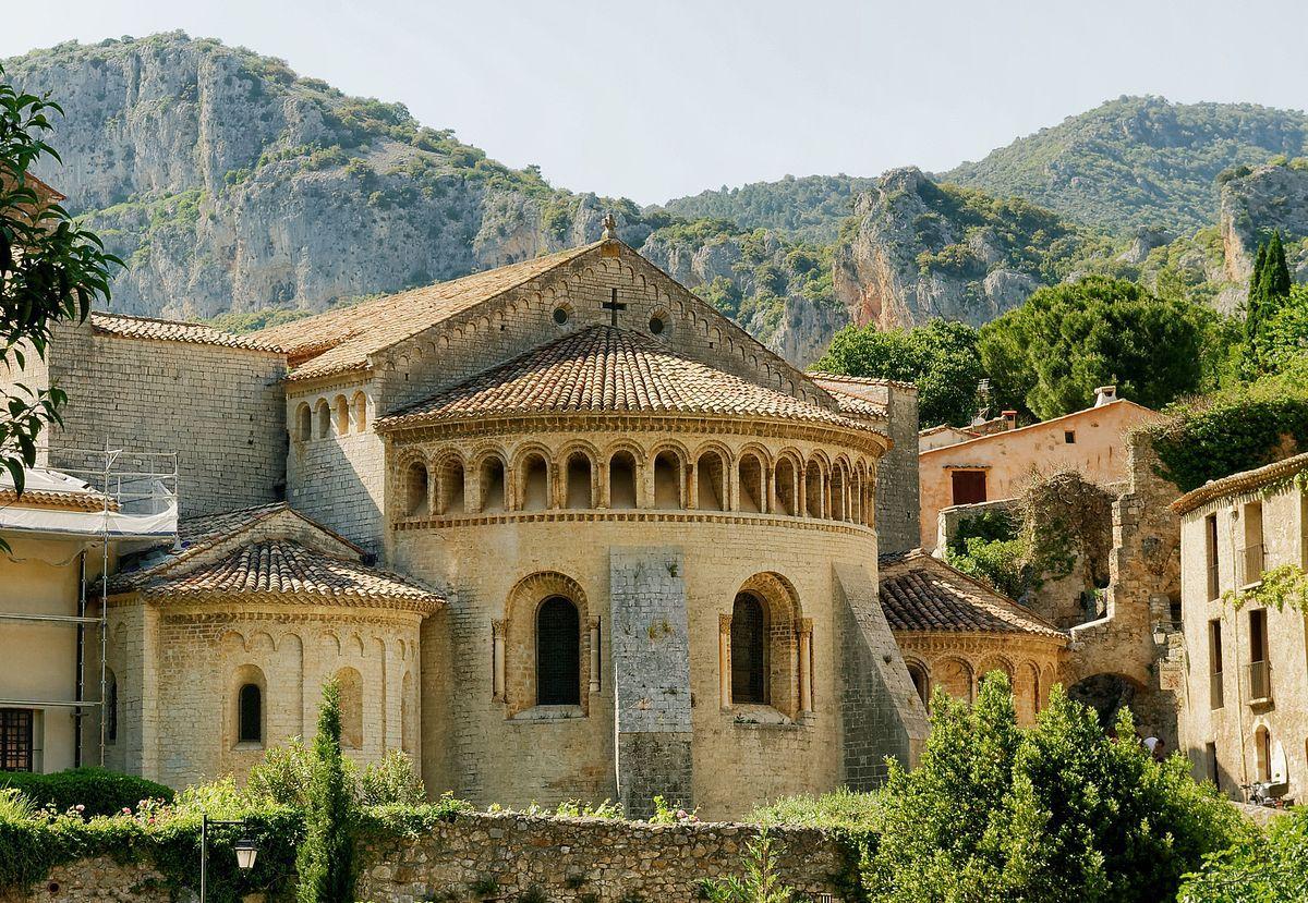 Abbaye st guilhem 1