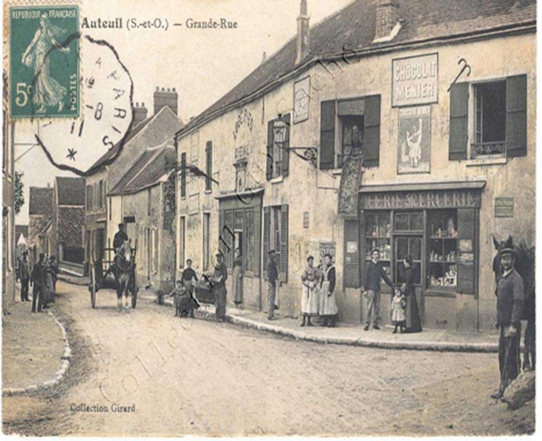 Auteuil grande rue a
