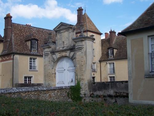 Chateau corbeville