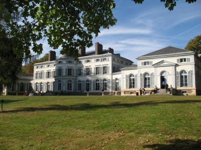 Chateau de groussay montfort l amaury