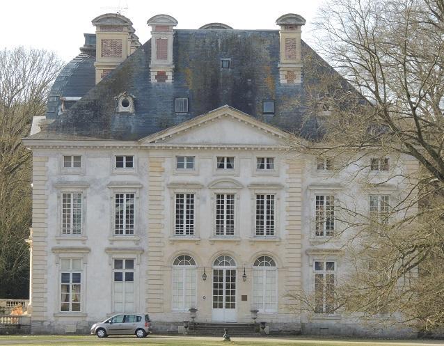 Chateau de herces