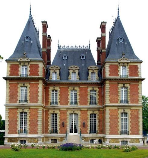 Chateau de la fontaine aux cossons vaugrigneuse