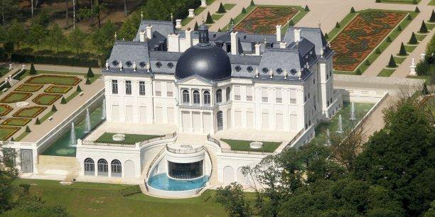 Chateau de louveciennes