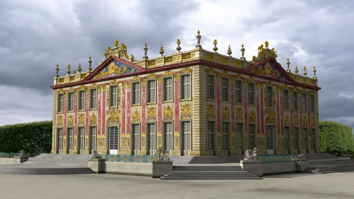 Chateau de marly le roi