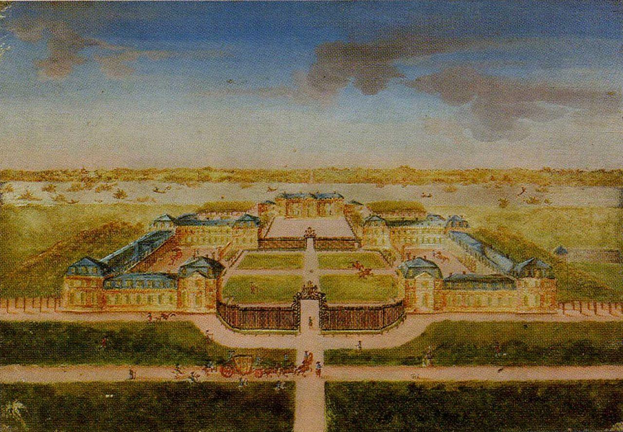 Chateau de saint hubert 1