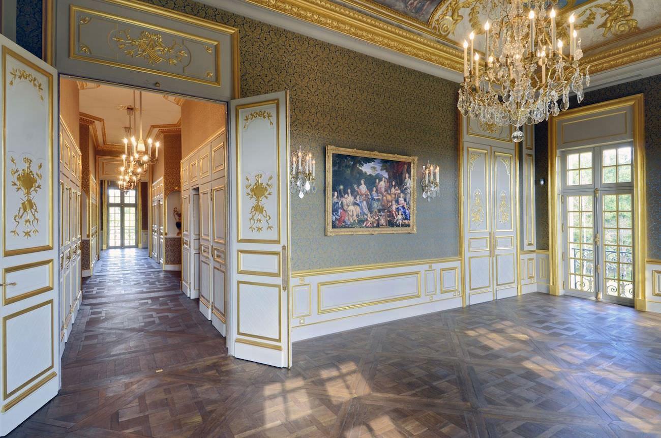 Chateau louis xiv 8