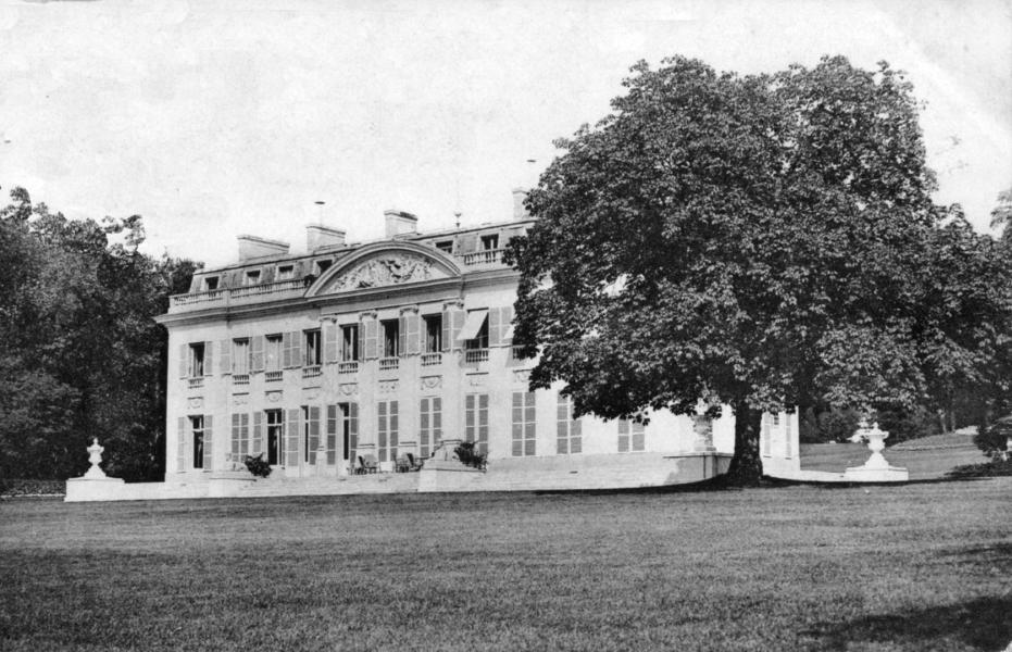 Chateau rocquencourt