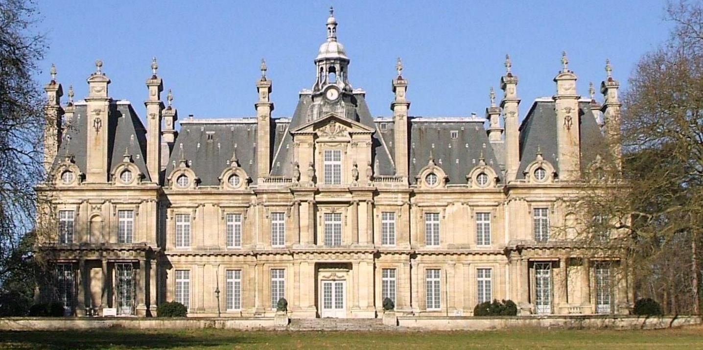 Chateau saint martin du tertre val d oise