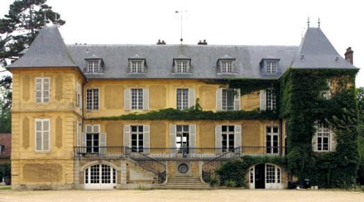 Chateau vaugrigneuse