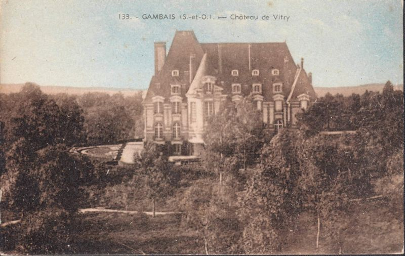 Chateau vitry1
