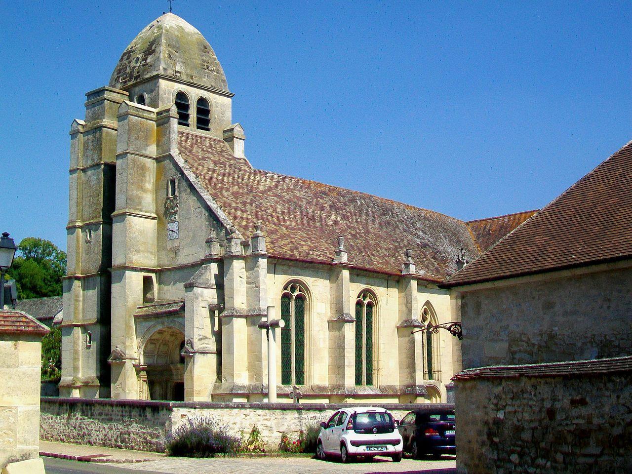 Eglise st nicolas rue st nicolas