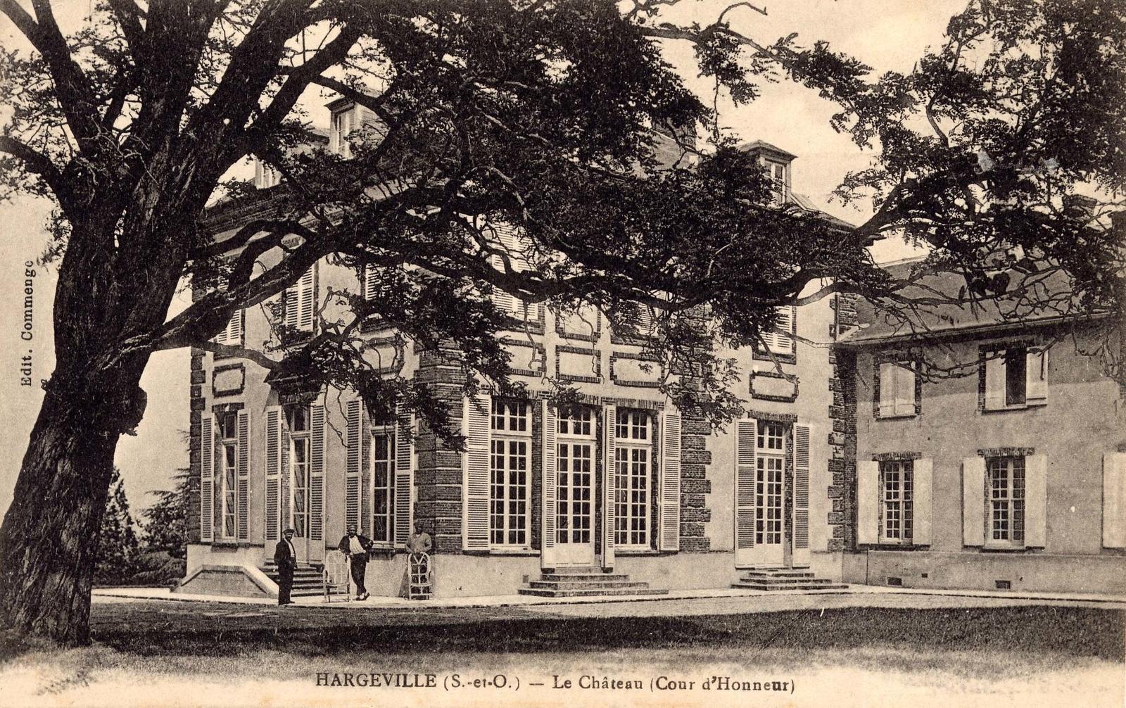 Hargeville chateau 1