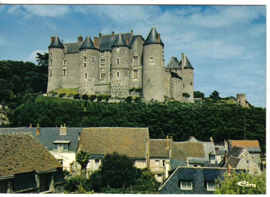 Luynes chateau