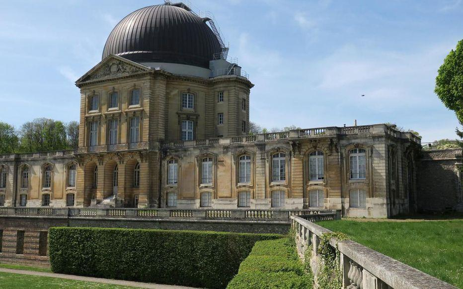 Meudon chateau neuf observatoire