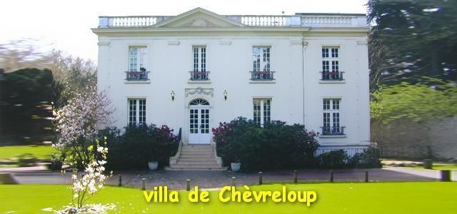 Villa chevreloup 1